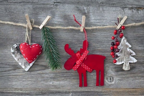Holiday Decor For Less