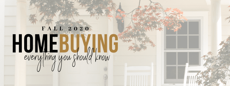 Everything You Should Know About Homebuying
